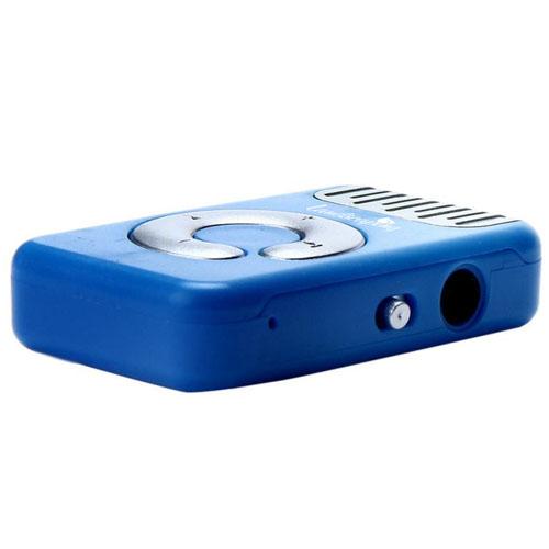 Mini Clip USB Mp3 Player With Micro TF Slot