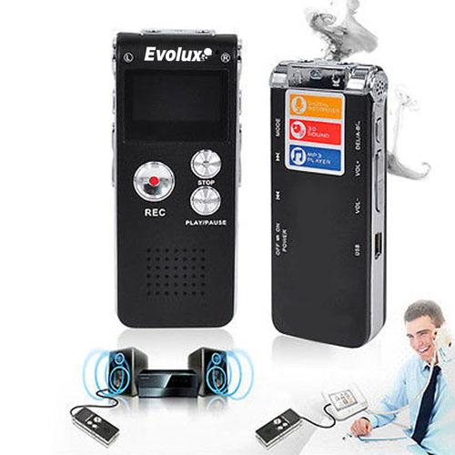 Digital Mini Portable Audio Voice Recorder
