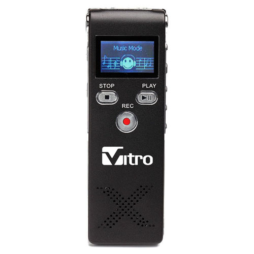 Multifunctional 8GB Digital Mini Dictaphone