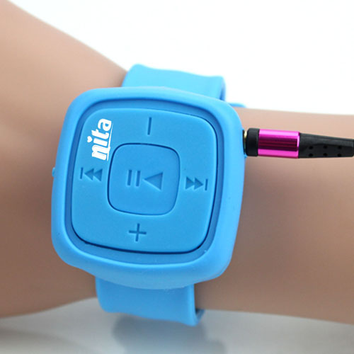 Snap Sports Watch Style Mp3 Player