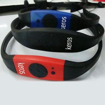 4GB Waterproof In-Ear Headphone Mp3 Player