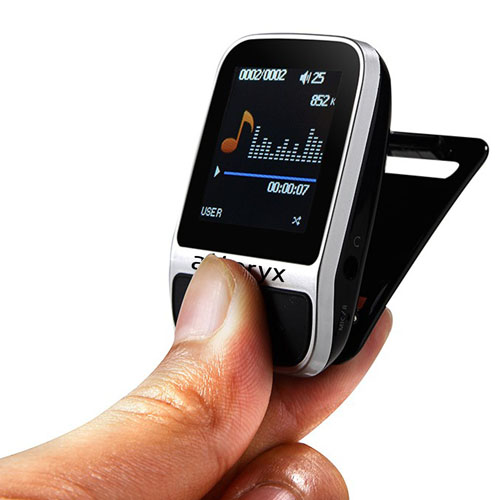 Pedometer Sports Mp3 Music Player Bracelet