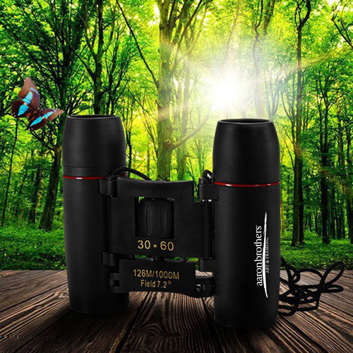 Night Vision Military Folding Binocular Image 1