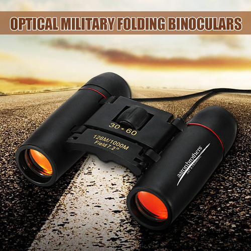Night Vision Military Folding Binocular Image 2