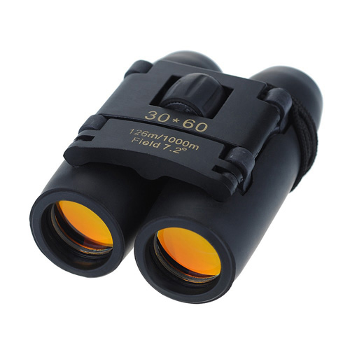Foldable 30 x 60 Optical Zoom Binocular