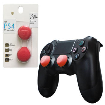 Silicone Controller Analog Grips