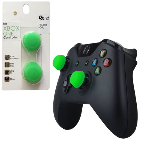 Silicone Controller Analog Thumbstick Cover