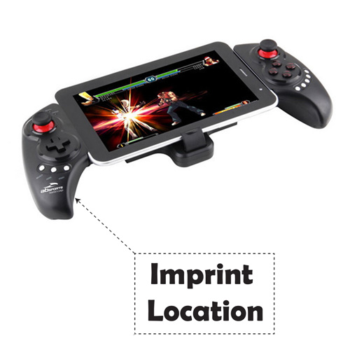 Telescopic Wireless Bluetooth Game Controller Joystick