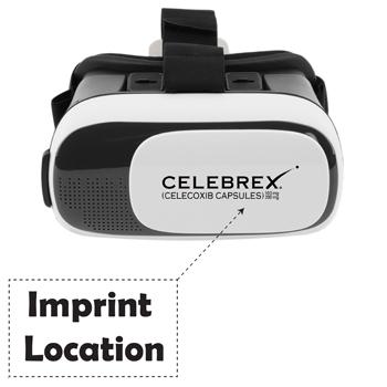 Universal Virtual Reality 3D Glasses