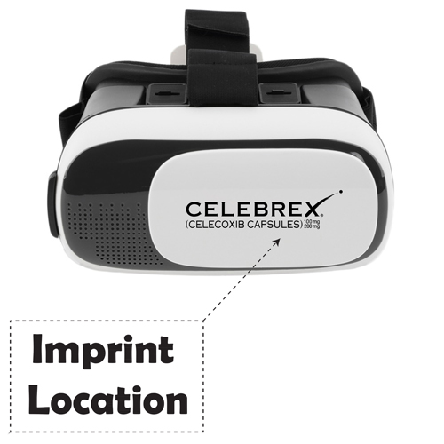 Universal Virtual Reality 3D Glasses