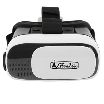 VR 3D Helmet Phone Glasses