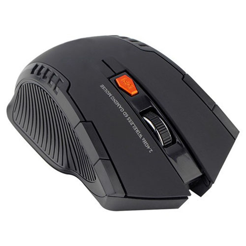2.4Ghz Mini Wireless Optical Gaming Mouse