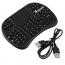 Mini Wireless 2.4G Touchpad Gaming Keyboard