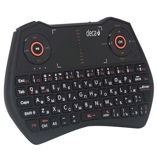 2.4G RF Mini i28 Wireless Air Mouse Keyboard