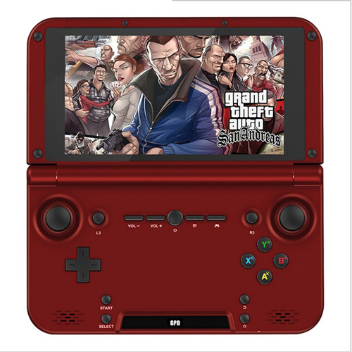GPD XD Quad Core Handheld Game Console