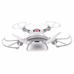 6-Axis RC Drone Quadcopter With 2MP HD Camera