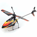 2.4G 4CH Single Blade Propeller Mini Radio RC Helicopter
