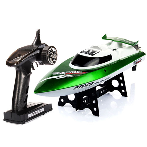 2.4G High Speed Electric Remote Controlled Racing Boat