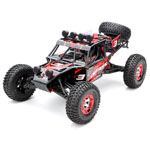 2.4 Ghz 4WD Electric Rock Racer Desert Off-Road Truck Baja