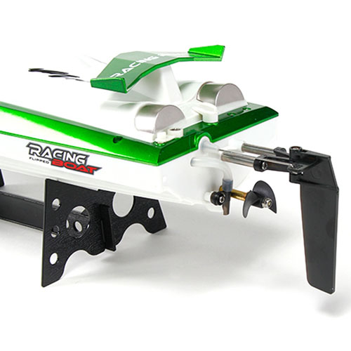 V-Hull High Speed Racing Boat Water Cooling Motor