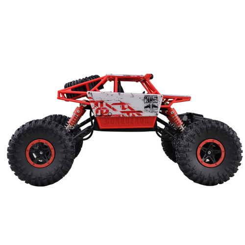 2.4Ghz 4WD Electric Toy Cars Buggy 4x4 RC Rock Crawler