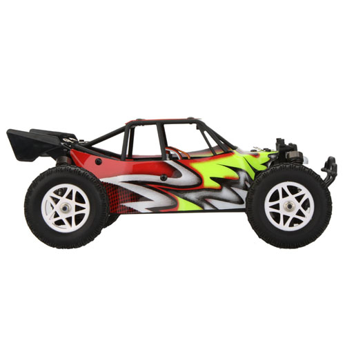 4WD 3CHTransmitter BrushlessToys Desert Car