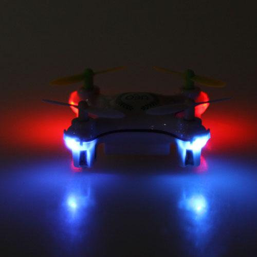 2.4G 4CH 6-axis Gyro Nano-Sized RC Quadcopter