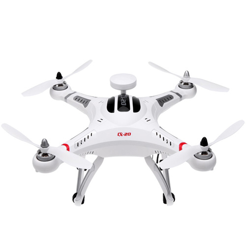 2.4GHz 4CH 6-Axis Gyro RC Quadcopter With GPS