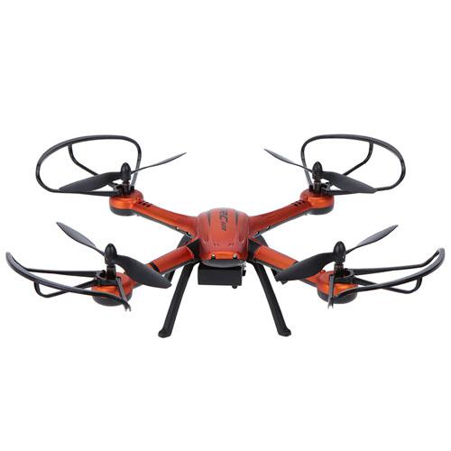 2.4G 4CH 6-Axis FPV 2MP Camera Drone RC Quadcopter