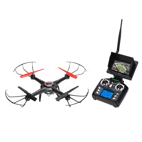 2.4G 6-Axis 4CH 5.8G RC Quadcopter Drone