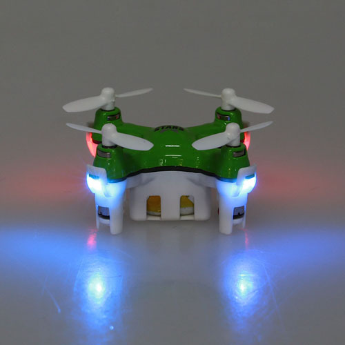 2.4G 4CH 6 Axis Gyro 3D Flips Headless Mode RC Quadcopter