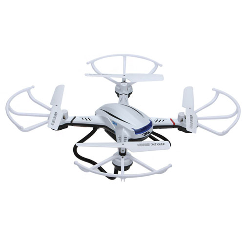 2.4G 4CH 6-Axis Gyro With 5.0 MP Camera RC Quadcopter