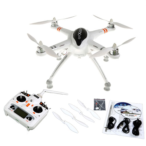 DEVO 10 Transmitter FPV Aerial Photography RC Quadcopter