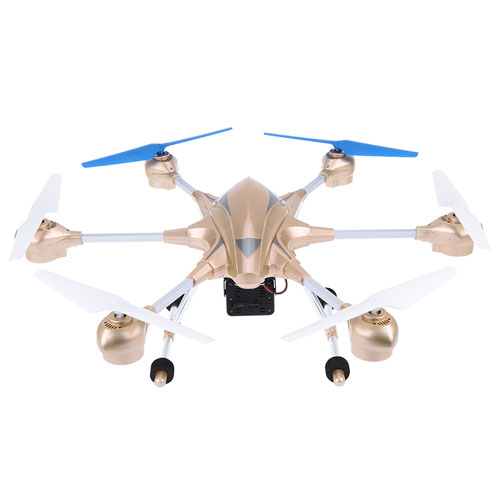 7 4.5CH Six Axis Gyro 2.0MP RC Hexacopter