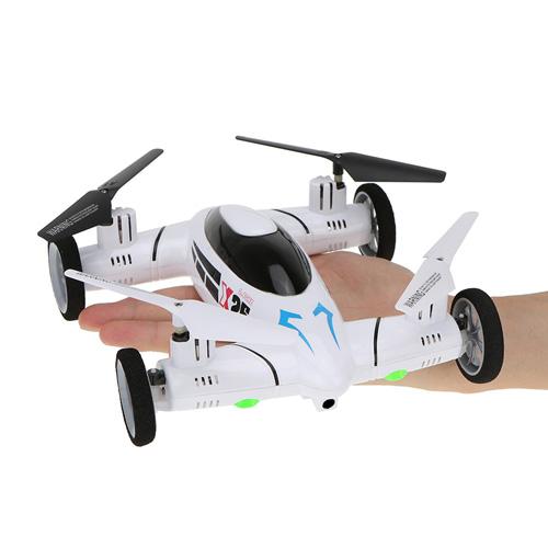 2.4G 4CH 6-Axis Gyro Air-Gronud RC Flying Car