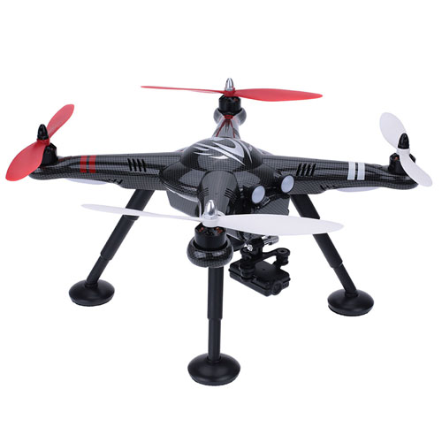 2.4GHz 1080P HD Camera RC Quadrocopter