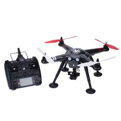 2.4GHz 1080P HD Camera RC Quadrocopter
