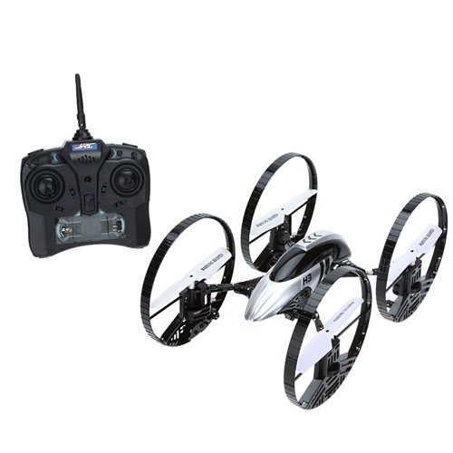 2.4G Gyro Air-ground Amphibious RC Quadcopter Image 2