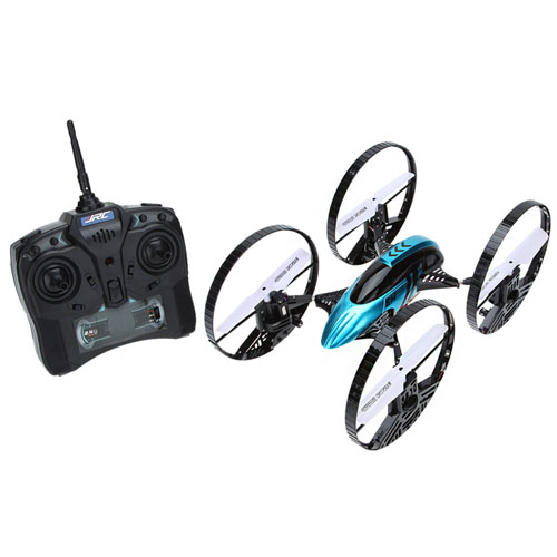 2.4G Gyro Air-ground Amphibious RC Quadcopter Image 5