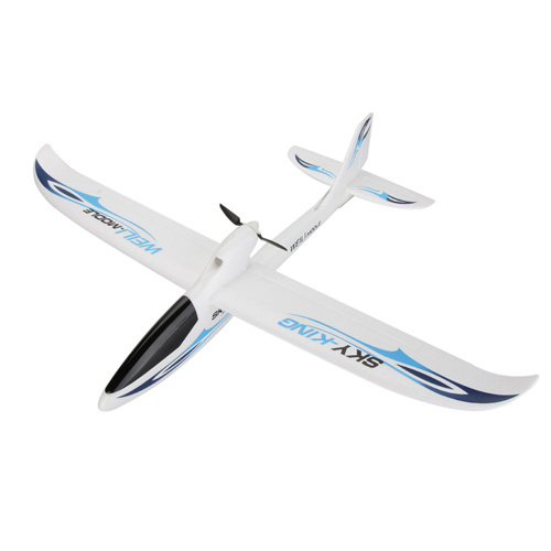 2.4G 3CH Radio Control RC Airplane