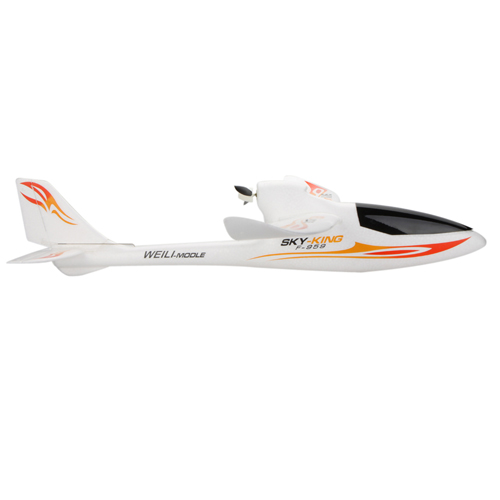 2.4G 3CH Radio Control RC Airplane Image 1