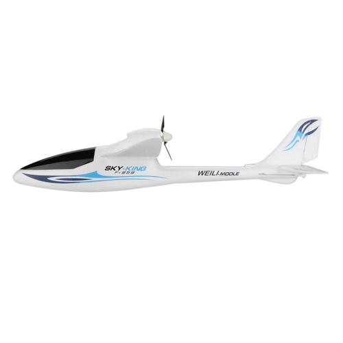 2.4G 3CH Radio Control RC Airplane Image 2