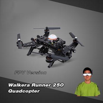 800TVL Camera DEVO 7 Quadcopter
