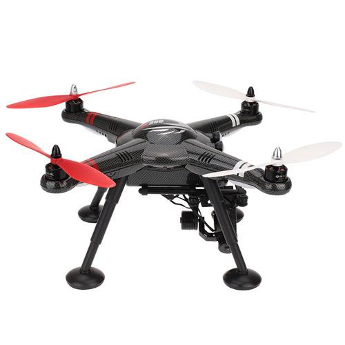 2.4GHz 1080P Camera RC Quadrocopter