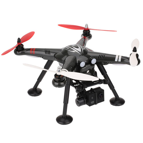 2.4GHz 1080P Camera RC Quadrocopter