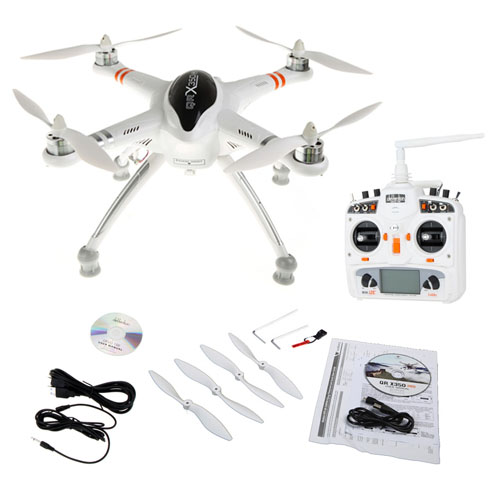 DEVO 12E Aerial Photography Quadrocopter