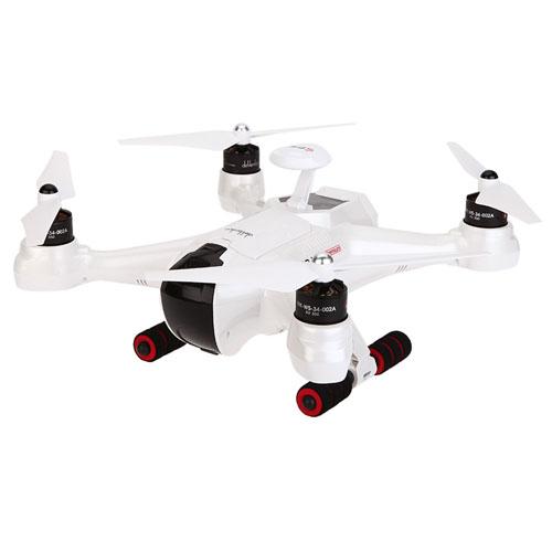 DEVO F12E GPS Dual Navigation RC Quadcopter