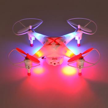 2.4GHz 4CH WiFi 6-Axis GyroRC Quadcopter
