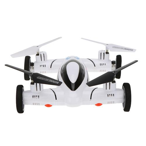 2.4G 4CH 6-Axis Gyro System Air-Gronud RC Flying Car
