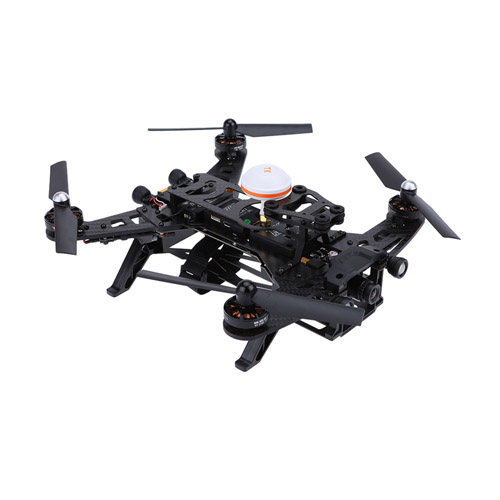 800TVL Camera HD DEVO 7 Transmitter RC Quadcopter Drone